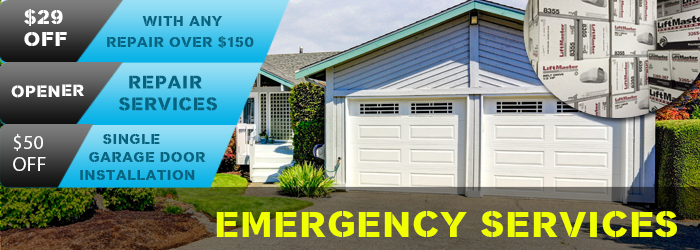 Garage Door Repair Services in Utah